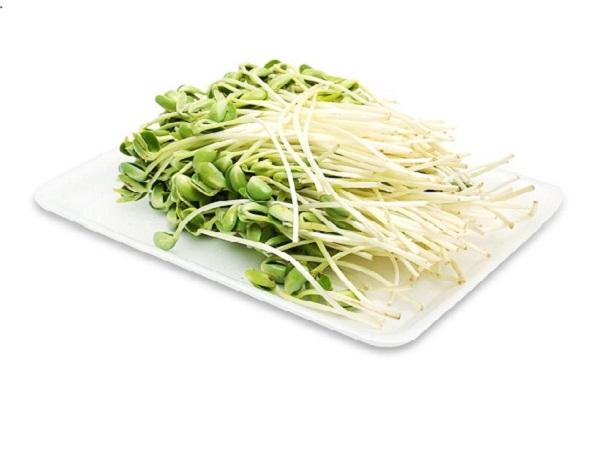 Cách làm rau mầm đậu nành đơn giản