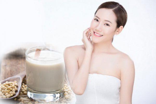 cách pha mầm đậu nành với sữa tươi, uống mầm đậu nành với sữa tươi, mầm đậu nành pha với sữa tươi