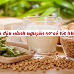 Mầm đậu nành nguyên xơ có tốt không? Review chi tiết từ người dùng 2019