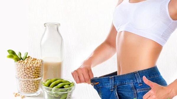 Uống mầm đậu nành giảm mỡ bụng như thế nào hiệu quả?