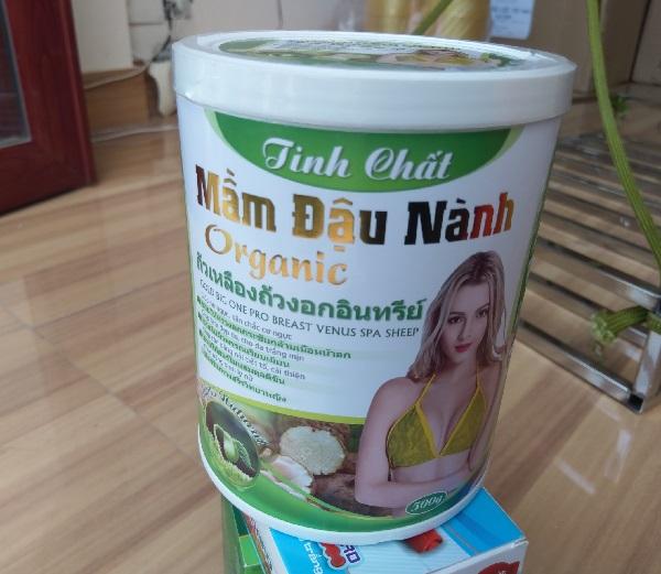 Tin tức, tài liệu: Mầm đậu nành Organic tăng vòng 1 có tốt không Uong-mam-dau-nanh-organic-tang-vong-1-sieu-toc-2