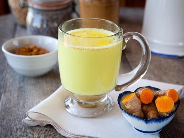 Uống mầm đậu nành với tinh bột nghệ, mật ong, sữa fami, sữa tươi, ông thọ, đúng cách