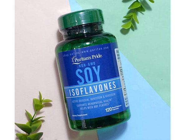 Mầm đậu nành estrogen Non-GMO Soy isoflavones, 120 viên, tăng estrogen, tinh chất, uống, review, usa, webtretho, cao cấp của natrol, úc