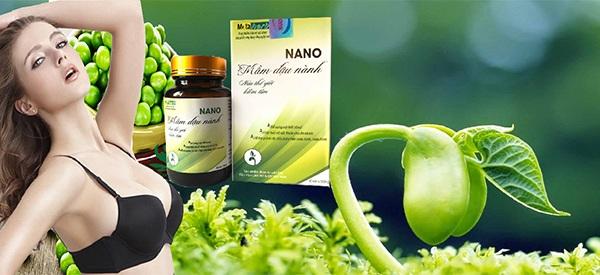 Nano mầm đậu nành Metaherb có tốt không, tinh chất, flagold, viện hàn lâm, giá bao nhiêu, review, tác dụng, tăng vòng 1