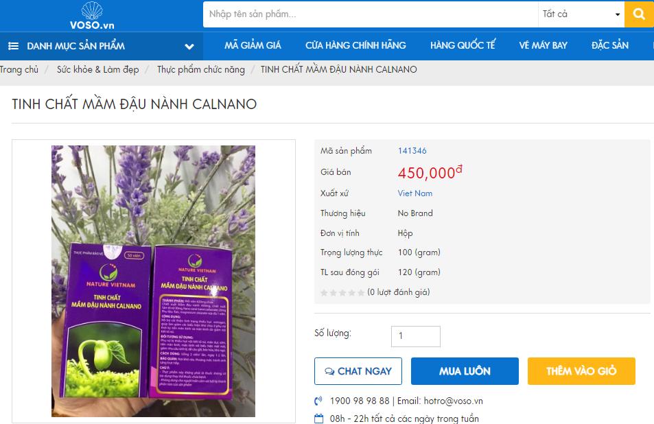 mầm đậu nành Calnano, tinh chất mầm đậu nành Calnano, tinh chất mầm đậu nành Calnano công dụng, tinh chất mầm đậu nành Calnano có tốt không, tinh chất mầm đậu nành Calnano review, tinh chất mầm đậu nành Calnano là gì