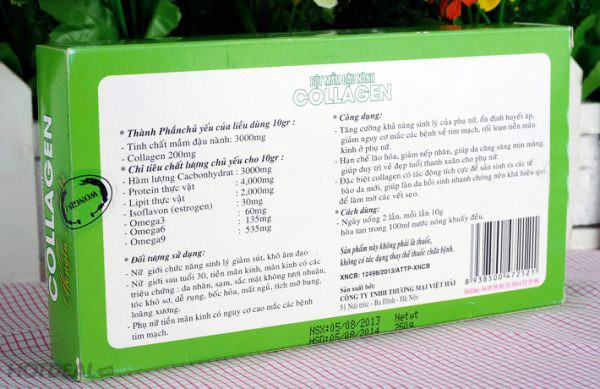 Bột mầm đậu nành Collagen Wongin Lady có tốt không từ người dùng