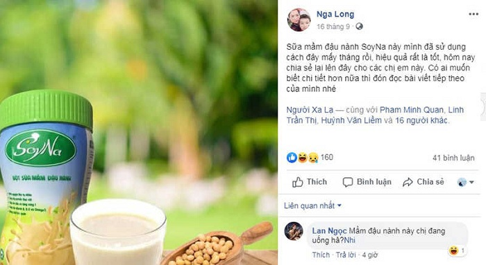 Bột sữa mầm đậu nành Soyna có tốt không, sữa mầm đậu nành soyna, bột sữa mầm đậu nành soyna, tác dụng bột sữa mầm đậu nành soyna, bột sữa mầm đậu nành soyna chính hãng, bột sữa mầm đậu nành soyna giá