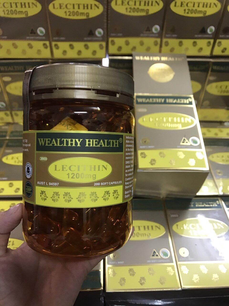 Mầm đậu nành Lecithin Wealthy Health, mầm đậu nành Lecithin Wealthy Health review, mầm đậu nành Lecithin Wealthy Health có tốt không, Mầm đậu nành Lecithin Wealthy Health 1200mg, Công dụng của viên uống Mầm đậu nành Lecithin Wealthy Health, mầm đậu nành Lecithin Wealthy Health tốt không, Tinh chất mầm đậu nành Lecithin Wealthy Healthy, Viên uống mầm đậu nành Lecithin Wealthy Healthy