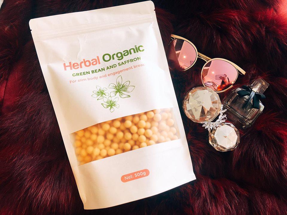 Mầm đậu non Saffron Herbal Organic có tốt không