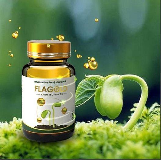 Nano mầm đậu nành FlaGold có tác dụng gì đối với sức khỏe và sắc đẹp phụ nữ