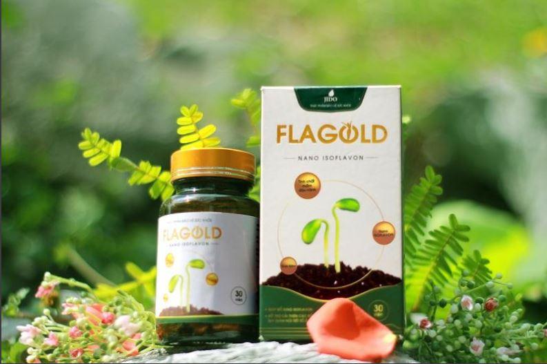 Nano mầm đậu nành Flagold dùng cho đối tượng nào?