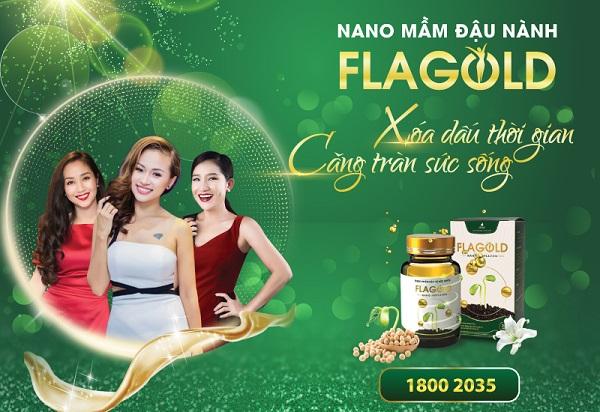 Nano mầm đậu nành FlaGold giá bao nhiêu? Mua ở đâu? Review có tốt không?