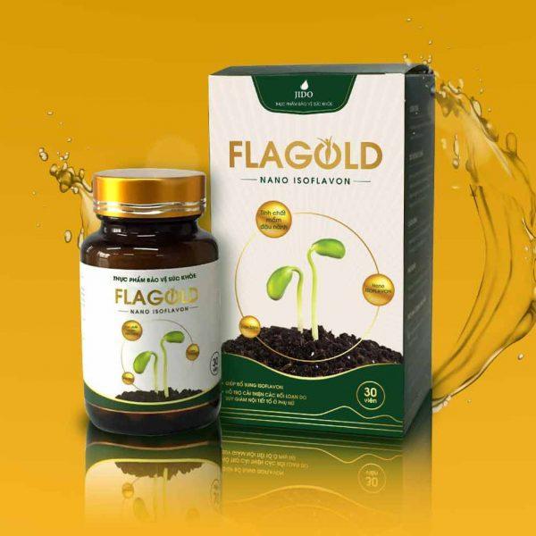 Uống Nano mầm đậu nành Flagold có tác dụng phụ không?