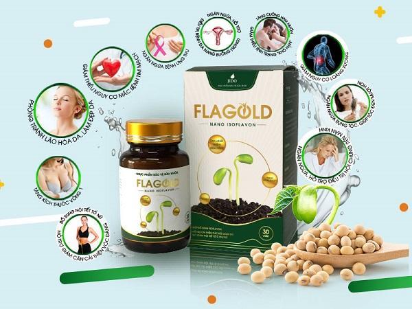 Uống Nano mầm đậu nành Flagold có tác dụng phụ không,mầm đậu nành Flagold có tác dụng phụ không