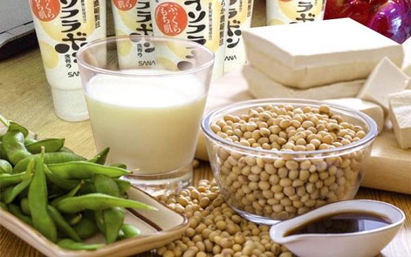 Uống bột mầm đậu nành đúng cách giúp tăng cân, tăng vòng 1 hoặc giảm cân