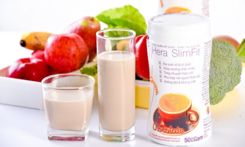 Review sữa giảm cân Hera Slimfit có tốt không