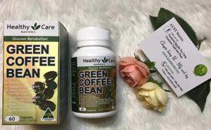 Thuốc giảm cân Green Coffee Bean của Úc có tốt không