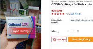 Thuốc giảm cân Orlistat Stada 120mg giá bao nhiêu, Thuốc giảm cân Orlistat Stada có tốt không
