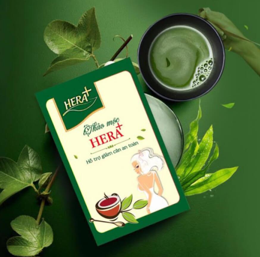 Trà giảm cân Hera Plus có tốt không? Thực hư thông tin trà giảm cân Hera Plus lừa đảo