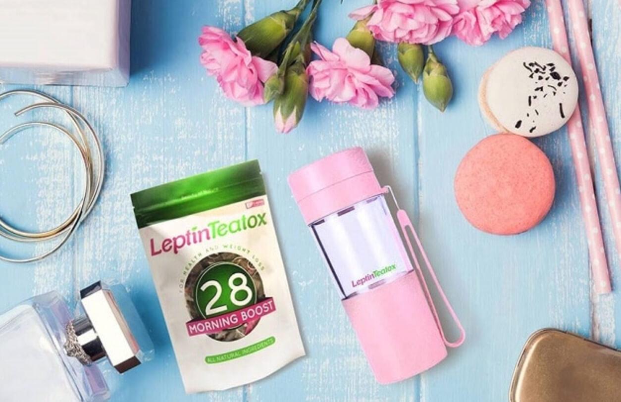 Trà giảm cân Leptin Teatox có tốt không? Giá bao nhiêu? Review chi tiết 2020