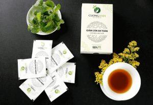 trà slim giảm cân cường anh giá bao nhiêu, trà giảm cân slim cường anh có tốt không, trà slim giảm cân cường anh review, cách dùng trà slim cường anh