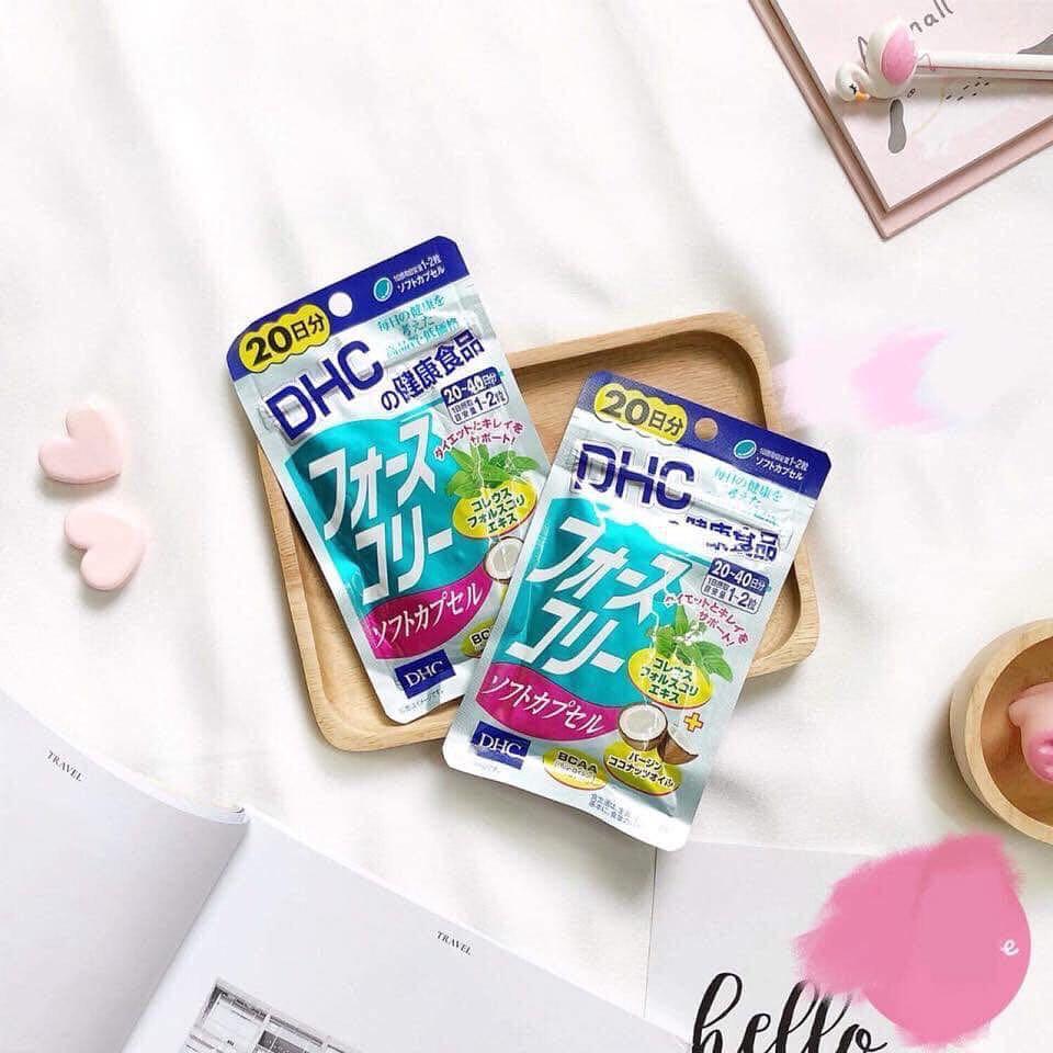 Thuốc DHC giảm cân của Nhật review có tốt không? 7 loại thuốc DHC giảm cân của Nhật là gì?